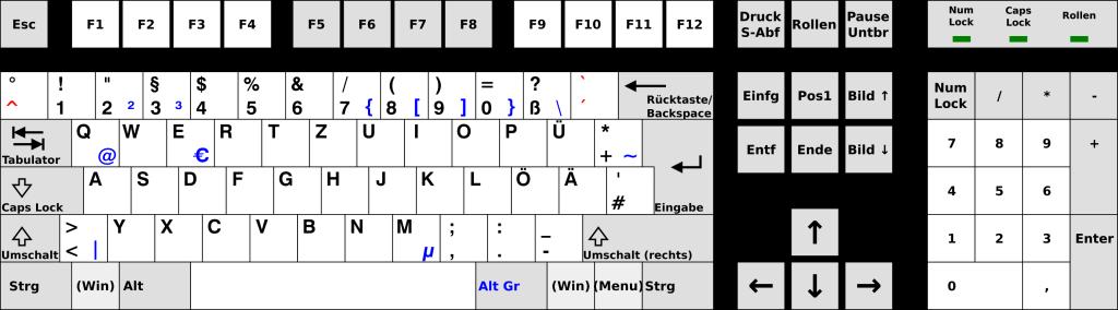 Quelle: Quelle: KB Germany von StuartBrady, basierend auf KB United Kingdom von Denelson83, mit Änderungen von Deadcode~commonswiki und Magadan, via Wikimedia unter CC BY-SA 3.0 Unported, von mir erweitert.